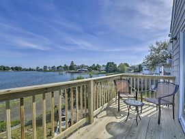 New! Waterfront Portsmouth House - Mins To Newport photos Exterior