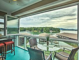 Huddleston Condo W/ Balcony On Smith Mountain Lake photos Exterior