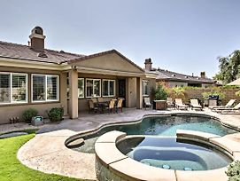 Updated Home With Lake Access - 6 Mi To Coachella! photos Exterior