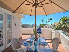 San Diego Townhome W/ Ocean Views From Balcony! photos Exterior