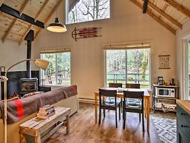 Riverfront 'South Fork Cabin' In Baring W/ Hiking! photos Exterior