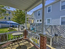 Wildwood Cottage - 2 Blocks To Beach & Boardwalk! photos Exterior