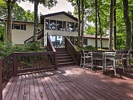 Lake Cumberland Home W/Deck, Grill & Boat Parking! photos Exterior