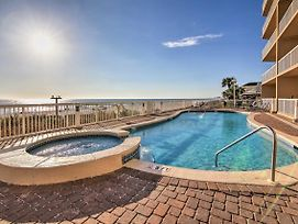Panama City Beachfront Condo W/Balcony & Pool! photos Exterior