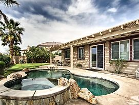Indio Home With Private Pool And Putting Green By Golf photos Exterior