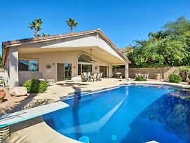 Phoenix Home W/Private Pool, Diving Board & Grill! photos Exterior