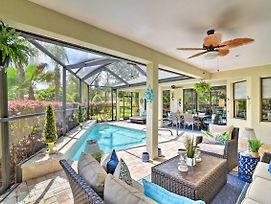 Luxury Homosassa Home W/ Pool & Outdoor Kitchen! photos Exterior