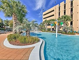 Panama City Beach Condo W/Ocean View & Resort Pool photos Exterior