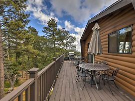 Cozy Home In Prescott Nat'L Forest -8.5 Mi. To Dt photos Exterior