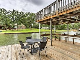 Star Harbor Lake House W/Dock, Deck & 2 Boat Lifts photos Exterior