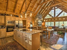 Luxury Sevierville Cabin W/Hot Tub & Game Room! photos Exterior