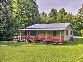Cosby Cabin W/ 2 Porches, Deck & Game Room! photos Exterior