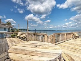 Bayfront Home W/Deck, Walk To Boat Launch & Beach! photos Exterior