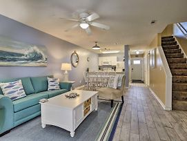 Chic Panama City Condo, 300-Foot Walk To Beach! photos Exterior