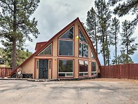Huge Home W/Game Room & Deck Near Downtown Ruidoso photos Exterior