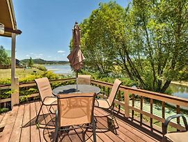 Lakefront Pagosa Springs House W/ Deck & Views! photos Exterior