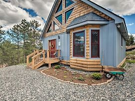 Cozy Log Cabin - 1.8 Miles To Downtown Evergreen! photos Exterior