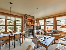 Cozy Crested Butte Condo 50 Yards From Ski Lift! photos Exterior