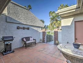 Condo W/Pool Access, Mins To Downtown Palm Springs photos Exterior