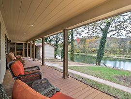 Waterfront Norfork River Home With Dock-2 Mi To Lake! photos Exterior