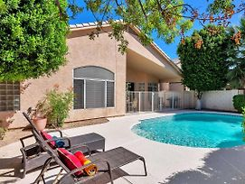 Upscale Chandler Home W/Private Yard, Pool & Patio photos Exterior