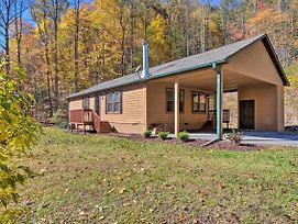 Private & Peaceful Franklin Hideaway: Fish & Hike! photos Exterior