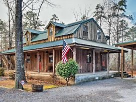 Greers Ferry Lake Home W/2 Decks, Bbq & Fire Pit! photos Exterior