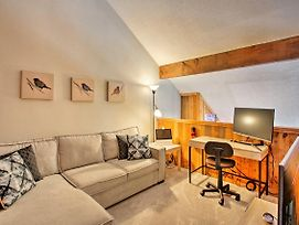 Updated Ski-In/Ski-Out Attitash Mtn Condo W/Views! photos Exterior