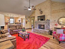Hiawassee Cabin W/Game Room - 9 Mi To Chatuge Lake photos Exterior