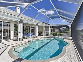 'Bikinis & Martinis' - Canalfront Cape Coral Home! photos Exterior