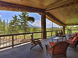Paonia Apt. On Working Farm W/Deck & Mtn. Views! photos Exterior