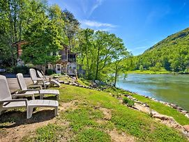 Tenn River Cabin W/Hot Tub - 10 Mi To Chattanooga! photos Exterior