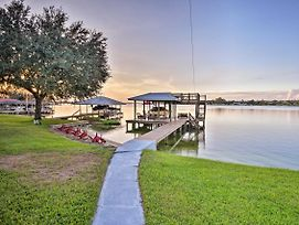 Waterfront Lake Placid Cottage W/Private Boat Dock photos Exterior