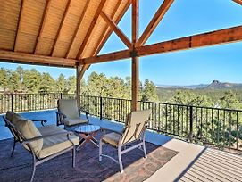 Pet-Friendly Prescott Home W/Game Room & Mtn Views photos Exterior