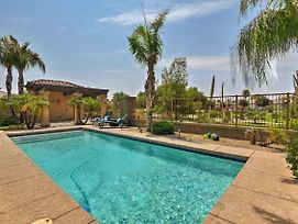 Luxury Litchfield Park Home With Private Lap Pool! photos Exterior