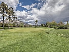 Luxe Flagstaff Country Club Home On Golf Course! photos Exterior
