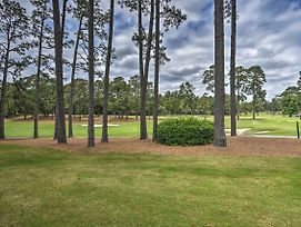 Quiet Pinehurst Condo With Patio On Golf Course! photos Exterior