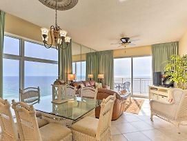 Oceanfront Panama City Beach Penthouse W/Pool! photos Exterior