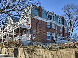 Historic Cumberland Home W/ Deck & Valley View! photos Exterior