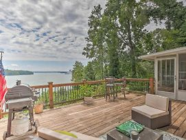 Gainesville Home On Lake Lanier W/ Private Dock! photos Exterior
