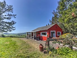 'Moonview Ranch' On 20 Acres In Sonoma County! photos Exterior