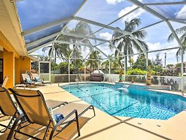 Cape Coral Abode - Near Sun Splash Park & Beach! photos Exterior