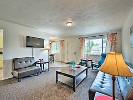 Updated Apt W/Patio - Mins To Lake & Downtown photos Exterior