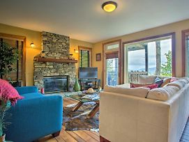 Burnsville Condo W/ Grill & Mountain Views! photos Exterior