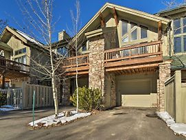 Cozy Townhome 4 Miles To Winter Park Resort! photos Exterior