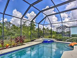 Resort Home W/Pool & Spa-6 Mi To Disney World photos Exterior