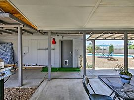 Phoenix Guesthouse W/ Pool, Grill & Patio! photos Exterior