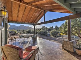 Prescott House On 3 Acres W/Granite Mtn Views photos Exterior
