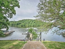 Waterfront Lake Ozark House W/ Private Dock! photos Exterior