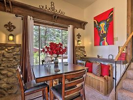 Rustic Chic Cabin, 3 Mi To Prescott & Whiskey Row! photos Exterior